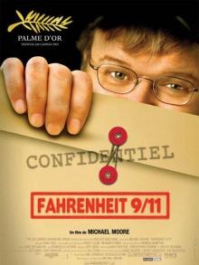 Fahrenheit 9/11 - Affiche