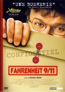 Fahrenheit 9/11 - Jaquete DVD