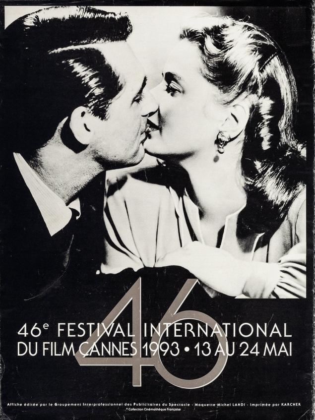 Festival de Cannes - Affiche 1993