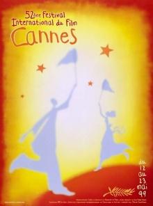 Festival de Cannes 1999 - Affiche