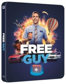Free Guy (2021) de Shawn Levy - Édition Spéciale Fnac Steelbook - Packshot Blu-ray 4K Ultra HD