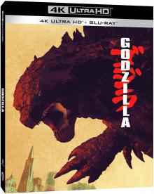 Godzilla (2014) de Gareth Edwards – Packshot Blu-ray 4K Ultra HD