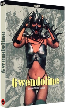Gwendoline (1984) de Just Jaeckin – Packshot Blu-ray 4K Ultra HD