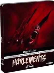 Hurlements (1981) de Joe Dante - Édition boîtier SteelBook – Packshot Blu-ray 4K Ultra HD