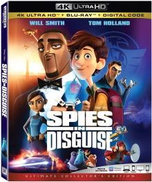 Les Incognitos (2019) de Nick Bruno et Troy Quane – Packshot Blu-ray 4K Ultra HD