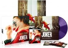 Joker - Coffret Collector : Blu-Ray 4K + Bande originale disque vinyle – Packshot Blu-ray 4K Ultra HD