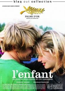 L'Enfant - Jaquette DVD