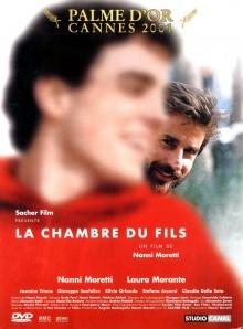 La Chambre du fils - Jaquette DVD