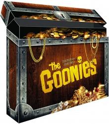 Les Goonies (1985) de Richard Donner - Édition Collector Goodies - Packshot Blu-ray 4K Ultra HD