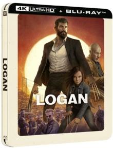 Logan (2017) de James Mangold – Édition boîtier SteelBook - Packshot Blu-ray 4K Ultra HD