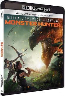 Monster Hunter (2020) de Paul W.S. Anderson – Packshot Blu-ray 4K Ultra HD