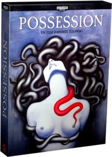 Possession (1981) de Andrzej Zulawski – Packshot Blu-ray 4K Ultra HD