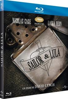 Sailor et Lula - Jaquette Blu-ray Universal 2010