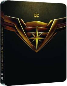 Wonder Woman 1984 + Wonder Woman - Édition boîtier SteelBook - Packshot Blu-ray 4K Ultra HD