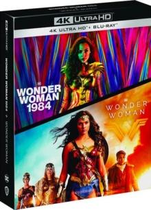 Wonder Woman 1984 + Wonder Woman – Packshot Blu-ray 4K Ultra HD