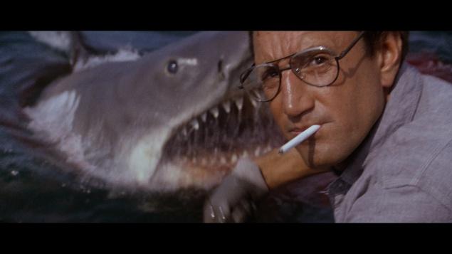 Les Dents de la mer (1975) de Steven Spielberg – Capture Blu-ray 4K Ultra HD