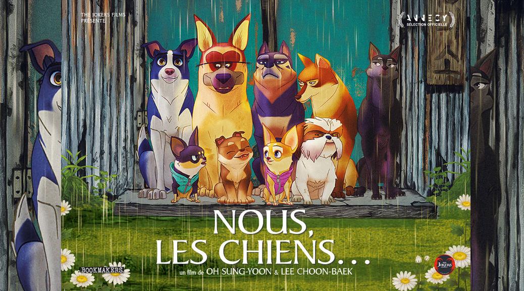 Nous, les chiens - Image une fiche film