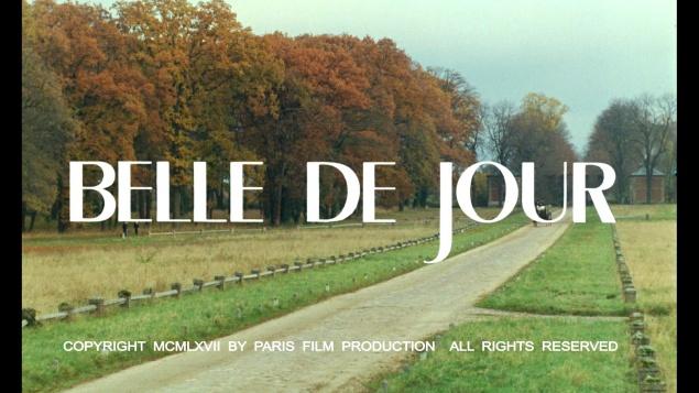 Belle de Jour - Capture BR Criterion