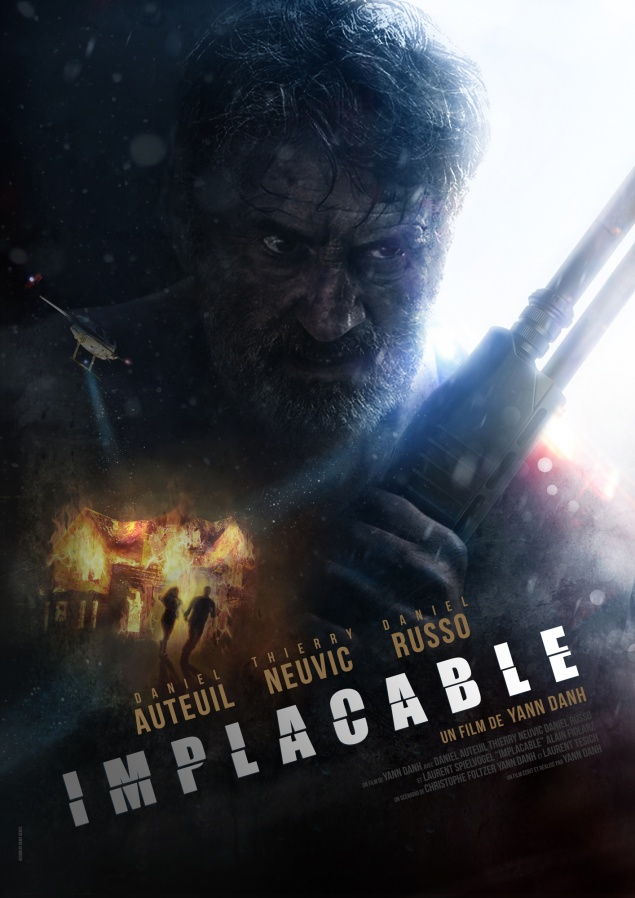 Implacable - Affiche