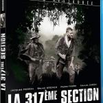 La 317ème section - Jaquette Blu-ray