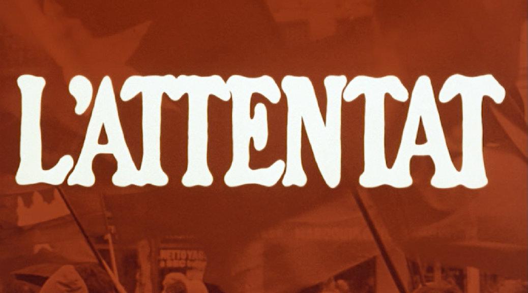 L'Attentat - Image une Test DVD