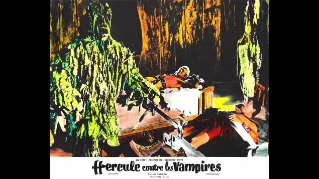 Hercule contre les vampires - Photo d'exploitation - Cap Blu-ray bonus
