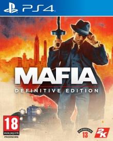 Mafia : Definitive Edition - PlayStation 4