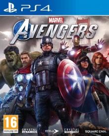 Marvels Avengers - PlayStation 4