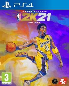 NBA 2K21 : Mamba Forever Edition – PlayStation 4