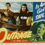 Outrage - Lobby Card