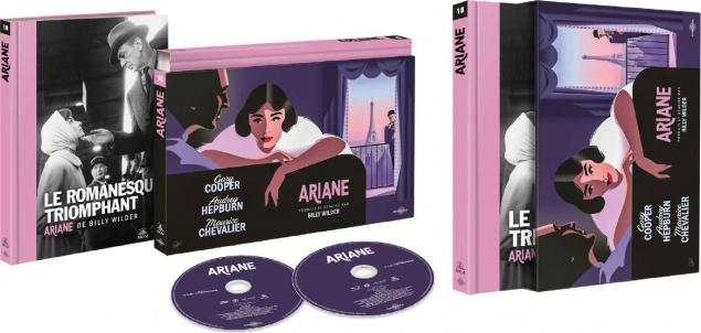 Ariane - Cover Coffret Ultra Collector