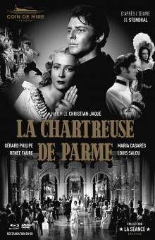 La Chartreuse de Parme - Jaquette Blu-ray
