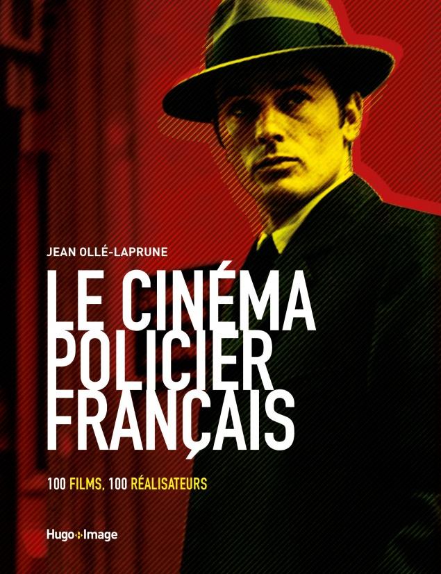Le Cinéma policier français - 1ère de couverture