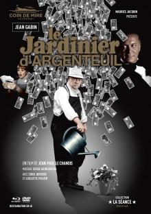 Le Jardinier d'Argenteuil - Jaquette Blu-ray