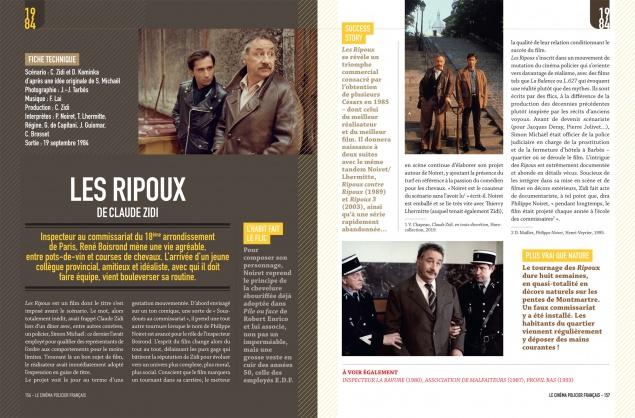 Le Cinéma policier français - Les Ripoux