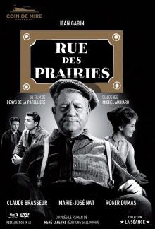 Rue des Prairies - Jaquette Blu-ray