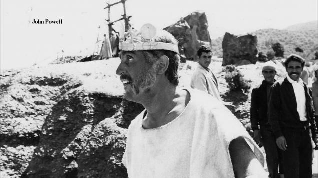L'Homme qui voulut être roi - John Powell (doublure cascade de Sean Connery)