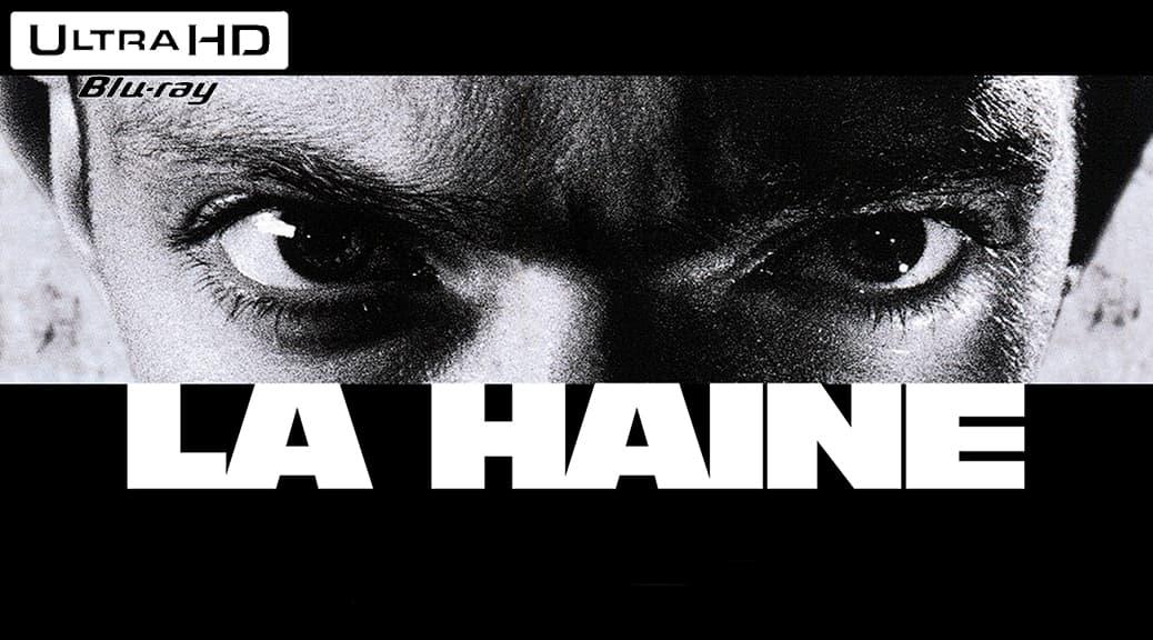 La Haine (1995) de Mathieu Kassovitz - Blu-ray 4K Ultra HD
