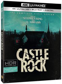 Castle Rock: The Complete First Season - Packshot Blu-ray 4K Ultra HD