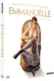 Emmanuelle (1974) de Just Jaeckin - Director's Cut - Packshot Blu-ray