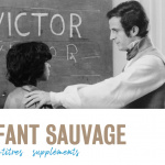 L'Enfant sauvage - Capture menu Blu-ray