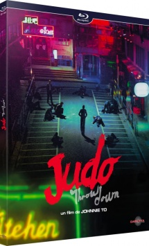 Judo : Throw Down (2004) de Johnnie To - Packshot Blu-ray
