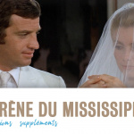 La Sirène du Mississipi - Capture menu Blu-ray