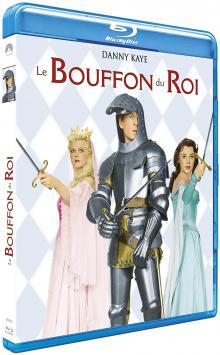 Le bouffon du roi (1955) de Melvin Frank et Norman Panama - Packshot Blu-ray