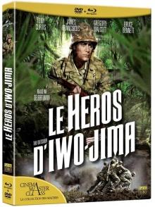 Le Héros d'Iwo-Jima (1961) de Delbert Mann - Packshot Blu-ray