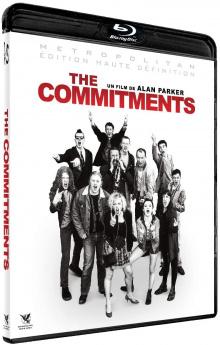 The Commitments (1991) de Alan Parker - Packshot Blu-ray