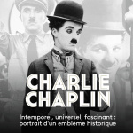 Charlie Chaplin, le génie de la liberté - Affiche