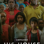 His House - Affiche