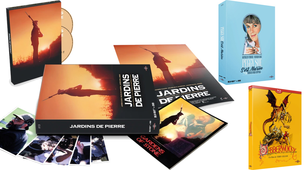 Image une - Sorties Blu-ray février 2021