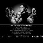 La Chartreuse de Parme - Capture menu Blu-ray